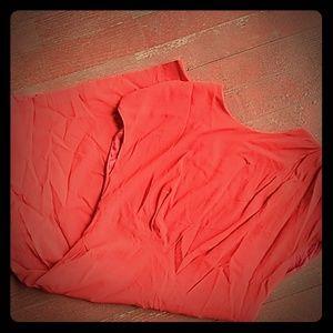 Escada red dress